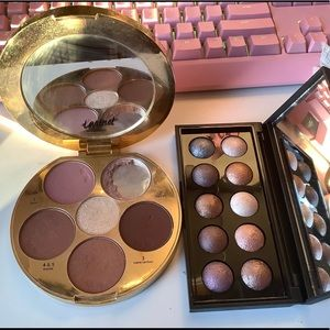 🌸TARTE & elf bundle (contour & eyeshadow palette)